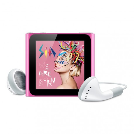 iPod nano 6th Generation Pink (8 GB)