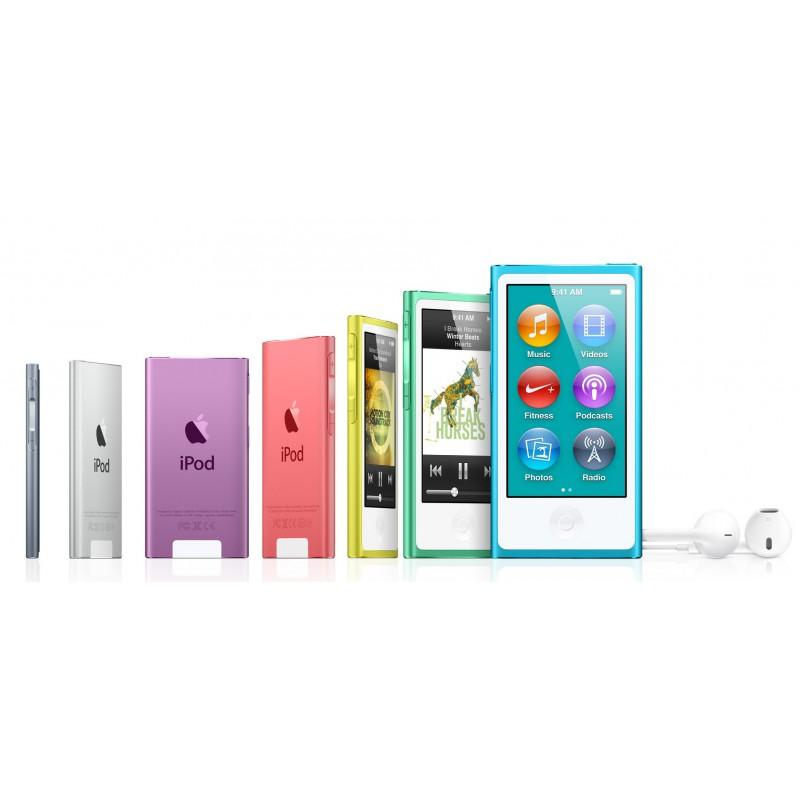 apple ipod nano md479ll a 16gb. Black Bedroom Furniture Sets. Home Design Ideas