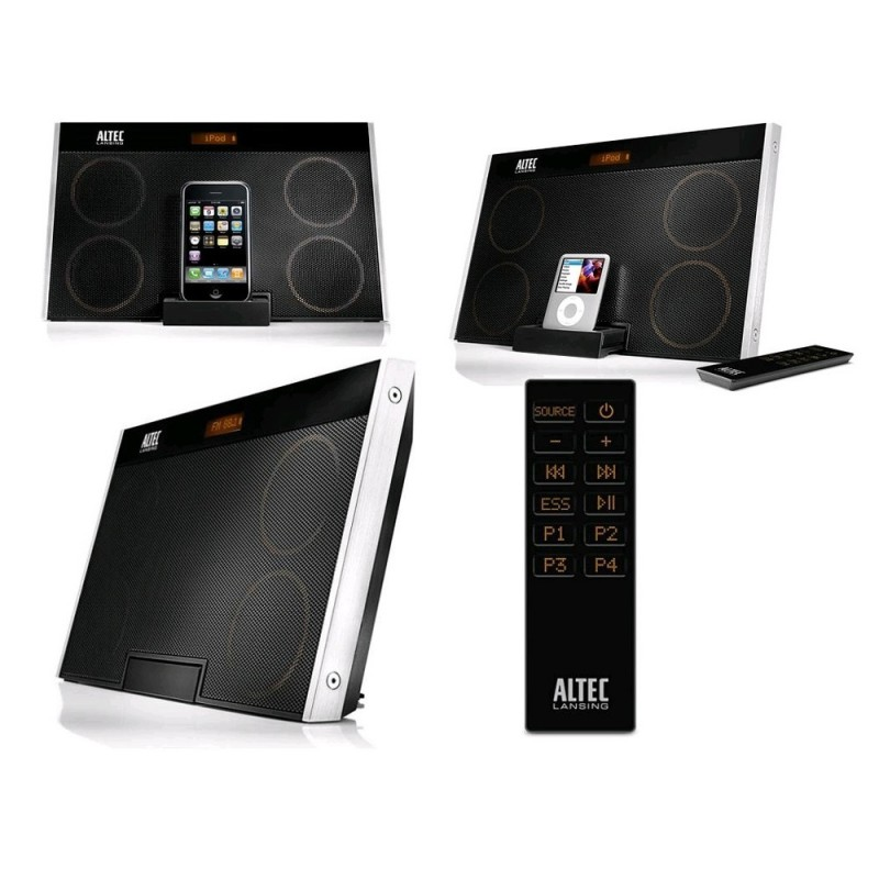 altec lansing imt702 inmotion max speaker system for ipod and iphone rh optionsmegastore com