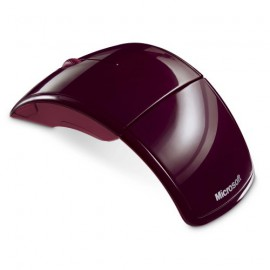 Microsoft Arc Mouse - Red