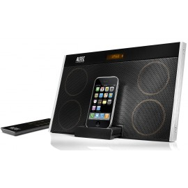 Altec Lansing iMT702 inMotion Max Speaker System for iPod and iPhone (Black)