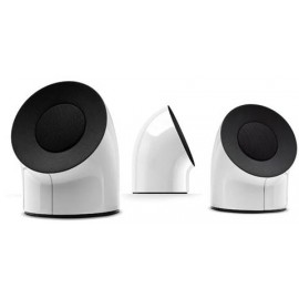 LaCie USB Speakers Bus Powered Audio System