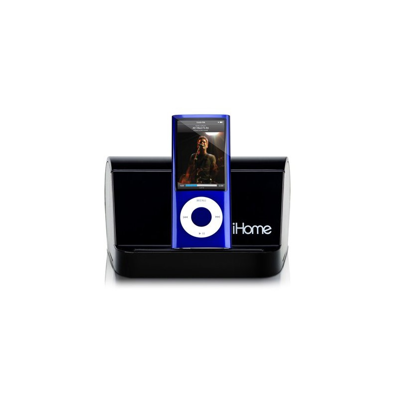 Portable Stereo System for iPod, iPhone, and MP3 Players ...