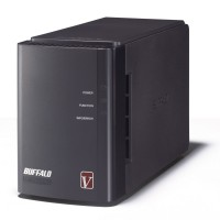 Buffalo Diskless Linkstation Pro Duo 2-Bay RAID NAS