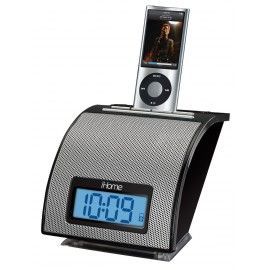 iHome iH11 Alarm Clock with Dock.