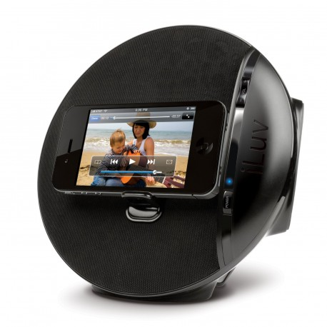 iLuv Stereo Speaker Dock for iPhone and iPod iMM289