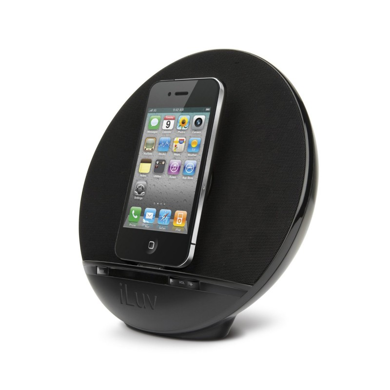 Speaker Dock For IPhone And IPod ILuv Stereo IMM289