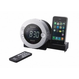 Sony ICFC7IP 30-Pin iPhone/iPod Clock Radio Dock