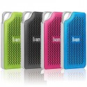 DIVOOM iTour 30 Pink Best Portable Stereo Travel Speaker 4 iPod, iPhone, Mp3, Laptop, Tablet, Cellphone, PSP, DS, X