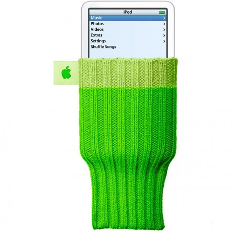 Apple iPod 6-Sock Set for iPod nano iPod mini iPod touch iphone 4/4s/5/5s