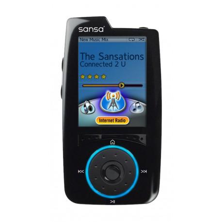 SanDisk Sansa Connect 4 GB MP3 Player (Black)