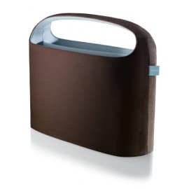 Belkin Laptop Hideaway (Chocolate/Tourmaline) (Display item)