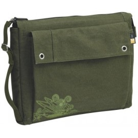 Case Logic Scs-15 15.4-Inch Canvas Laptop Shuttle (Green)