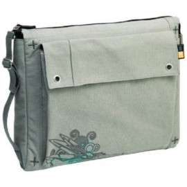 Case Logic Scs-15 15.4-Inch Canvas Laptop Shuttle (Gray)