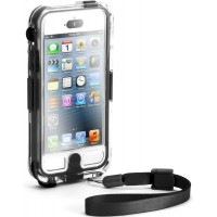 Griffin Survivor Waterproof and Catalyst for iPhone 5 - Retail Packaging - Black