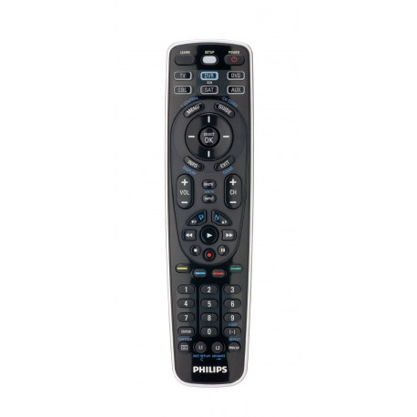 Philips 6-Device Universal Remote Control