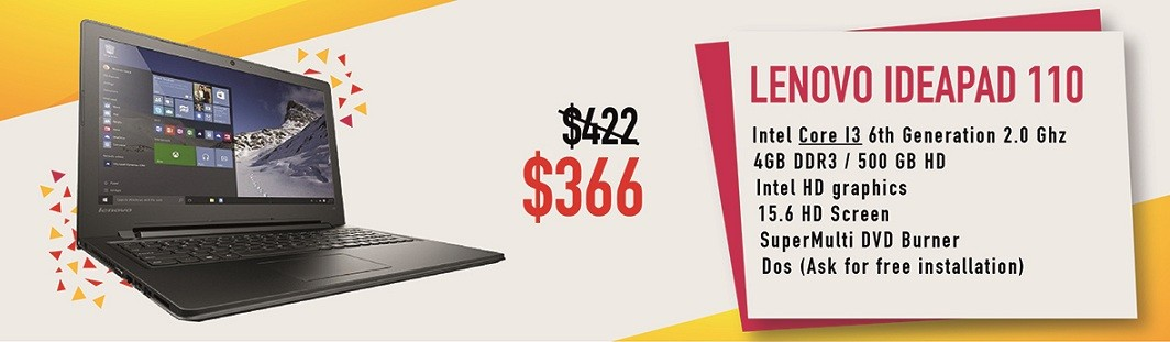 Lenovo ideapad Hot offer !