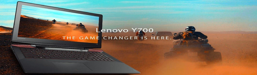 Lenovo Y700 Gaming laptop !